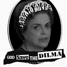 God save the Dilma by crazyowl