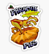 Oddworld - Paramite Pie Sticker