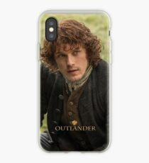 Vinilo o funda para iPhone Outlander / Jamie Fraser