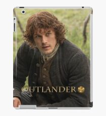 Outlander/Jamie Fraser  iPad Case/Skin