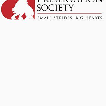 Rancor Preservation Society - White by sixokay