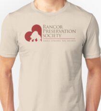 Rancor Preservation Society - Tan Unisex T-Shirt