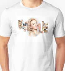 Kylie Minogue - Portrait Art Tribute T-Shirt