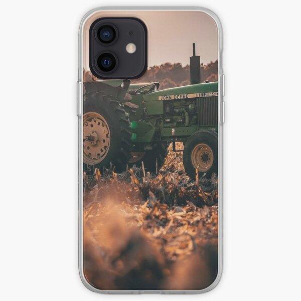 john deere 2640 Funda blanda para iPhone