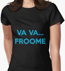 Va Va Froome Women's Fitted T-Shirt