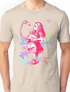 Alice in Flight Unisex T-Shirt