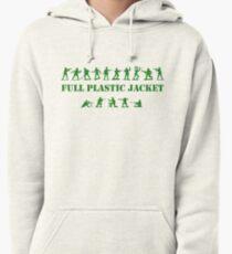 Green Army - Full Plastic Jacket T-Shirt