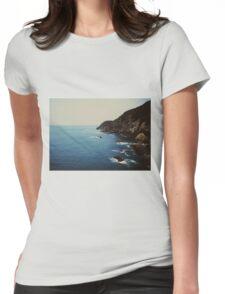 La Quebrada  Womens Fitted T-Shirt
