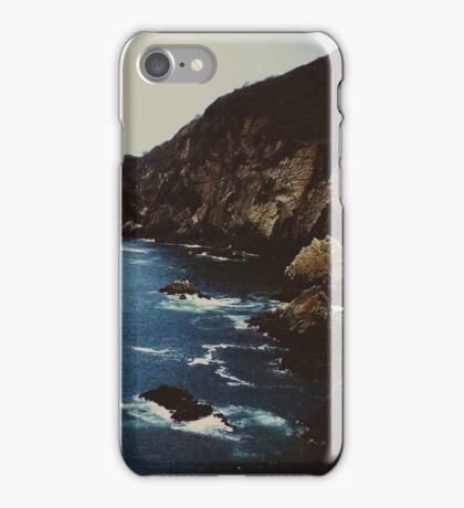 La Quebrada  iPhone Case/Skin