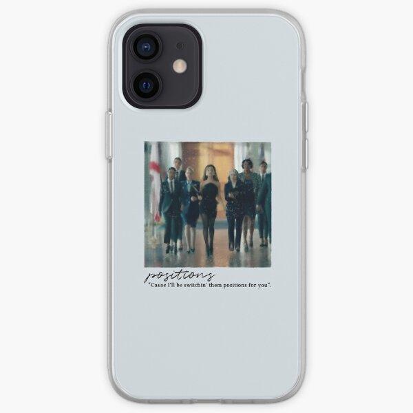 Positions Polaroid  iPhone Soft Case
