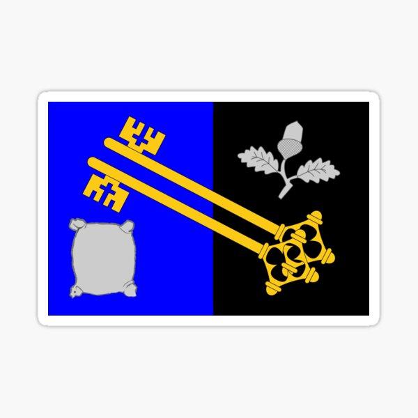 Surrey City Flag Sticker