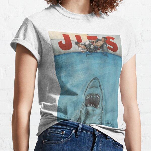 JITS - Mat is Ocean - TITLE ONLY Classic T-Shirt