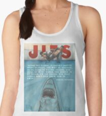JITS - Mat is Ocean - TITLE AND QUOTE Women's Tank Top