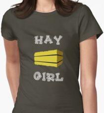 Hay Girl (Dark) T-Shirt