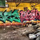 maze by Brock Hunter
