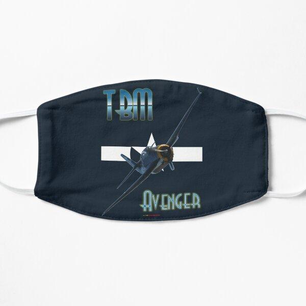 Roundel Plus Titles Design - Avenger VH-MML 20150705 Flat Mask