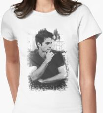 Dylan O'Brien Women's Fitted T-Shirt