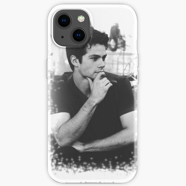 Dylan O'Brien iPhone Soft Case