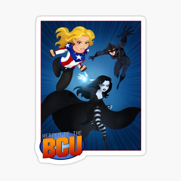 BCU Trinity Sticker