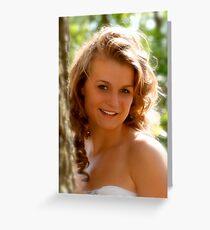 Kate Greeting Card