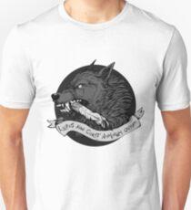 Lupus Black T-Shirt