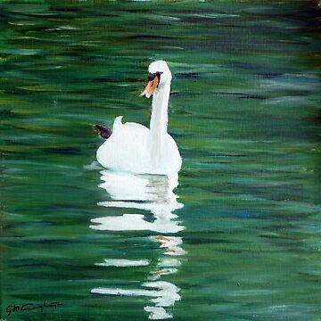 Swan by CamphuijsenArt