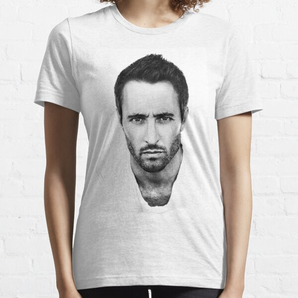 Alex O'Loughlin Camiseta esencial