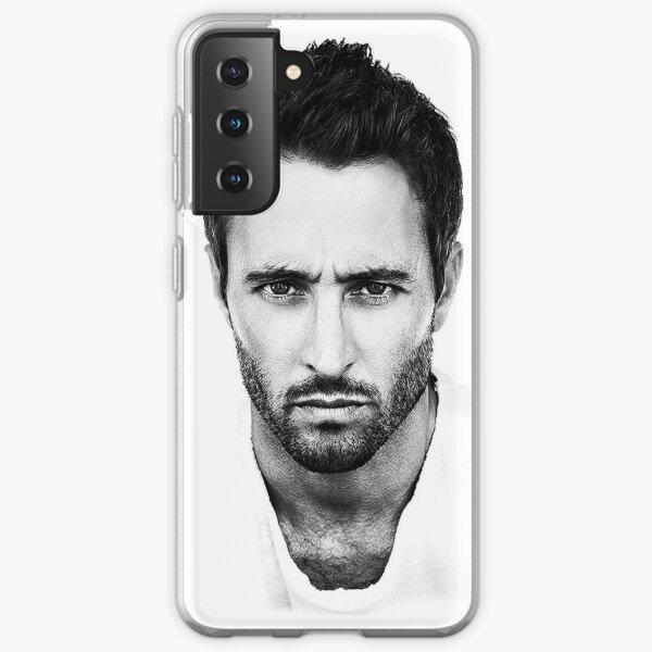 Alex O'Loughlin Samsung Galaxy Soft Case