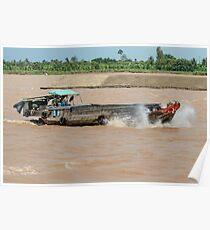 Speedboat Poster