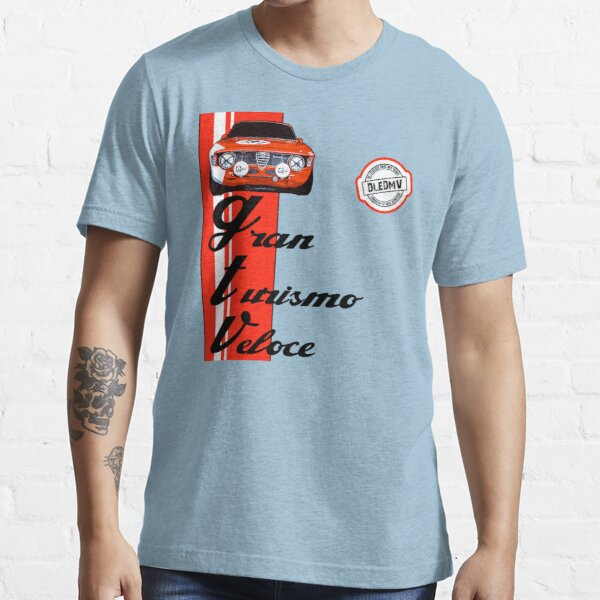 DLEDMV - GTV T-shirt essentiel