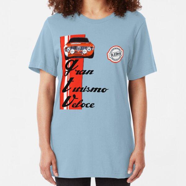 DLEDMV - GTV T-shirt ajusté