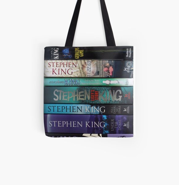 Stephen King HC2 All Over Print Tote Bag