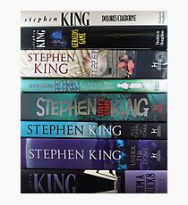 Stephen King HC2 Photographic Print