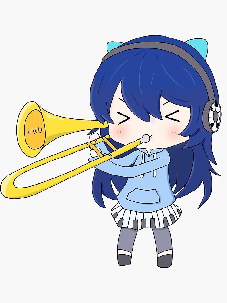 Trombone Annie by uwanimusic