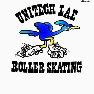 UNITECH Lae Roller Skating by cmjm