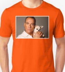 Jean Claude Van Damme 2 Unisex T-Shirt