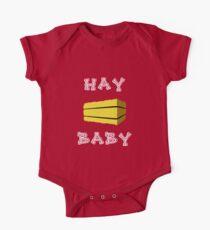 Hay Baby (Dark) Kids Clothes
