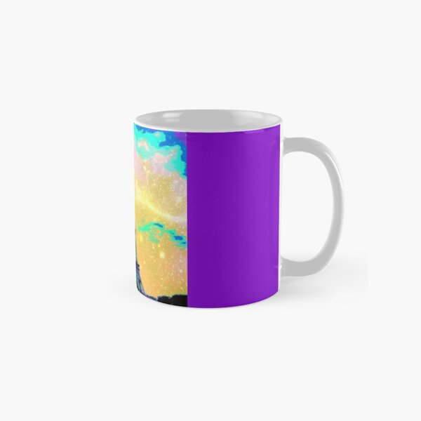 addicted to Paris - pop art -colorful Classic Mug