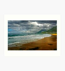Stanwell Park Revisited Art Print
