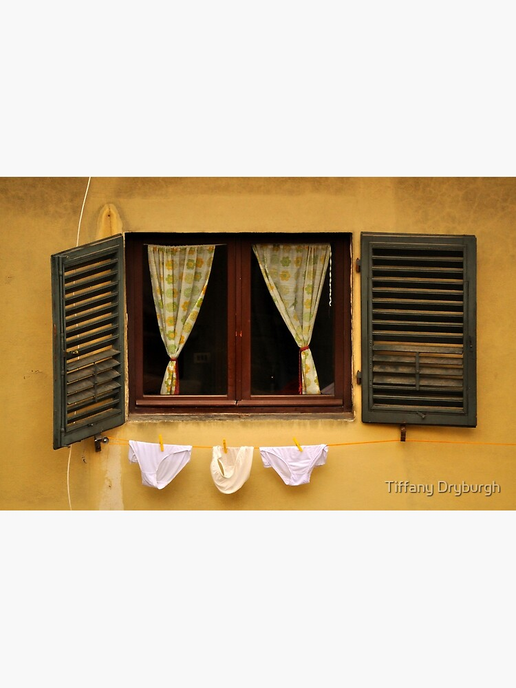 Tuscan Undies by Tiffany