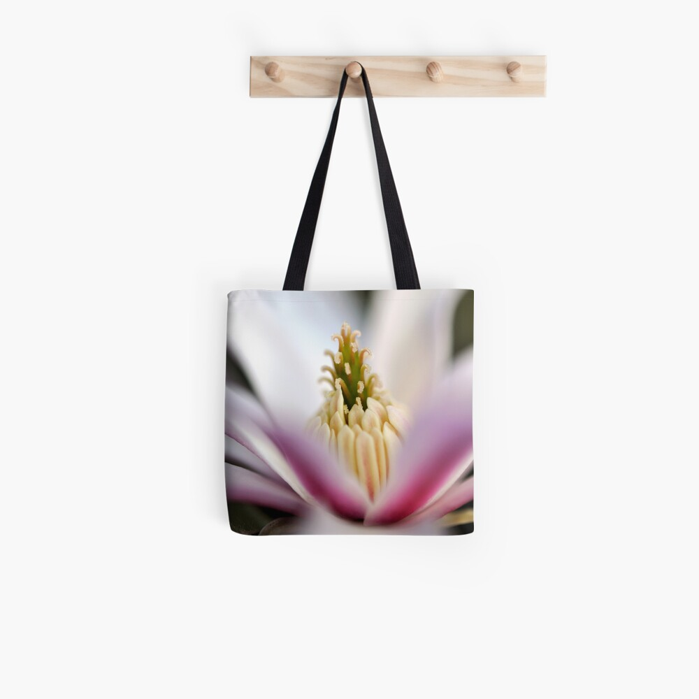 The Star of the Star Magnolia Tote Bag