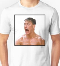 Jean Claude Van Damme 3 Unisex T-Shirt
