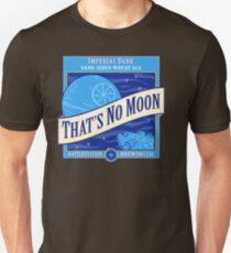 That's No Moon Ale Slim Fit T-Shirt