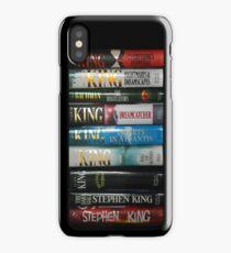 Stephen King HC1 iPhone Case/Skin
