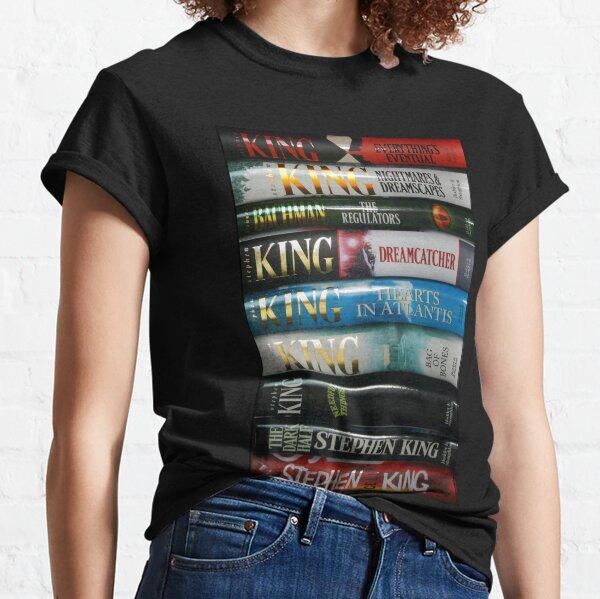 Stephen King HC1 Camiseta clásica
