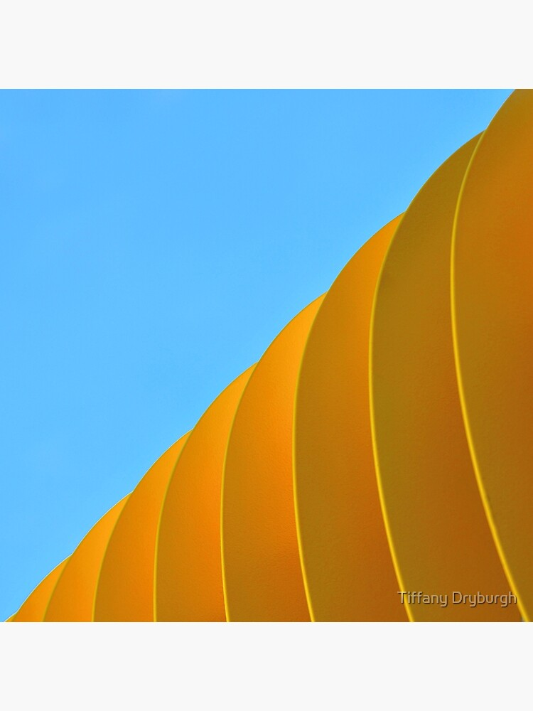 Yellow Waves by Tiffany