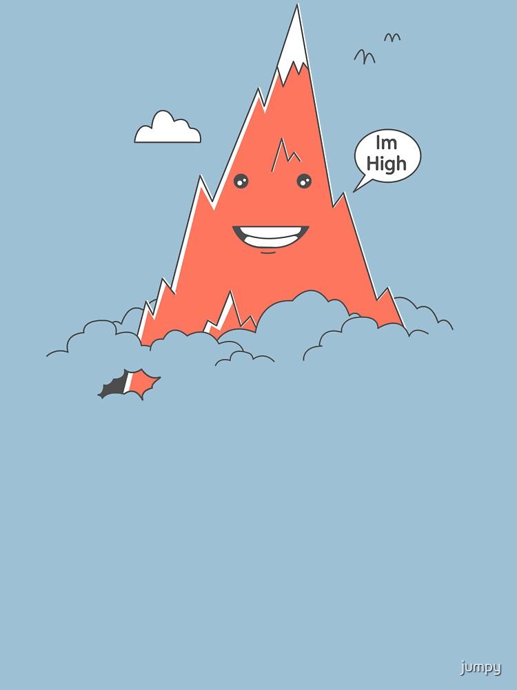 Highest Peak by jumpy