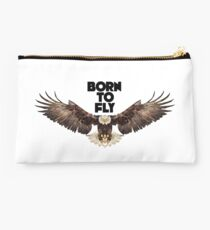 Born to Fly Studio Pouch
