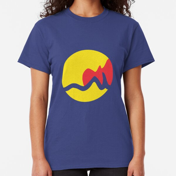 Grand Rapids Flag Classic T-Shirt