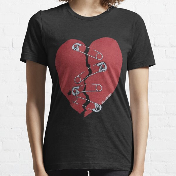 Heart Safety, Tee Worn by Soleil Moon Frye, in Punky Brewster Show Essential T-Shirt